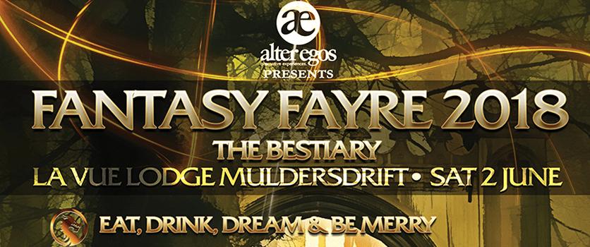 Fantasy Fayre 2018