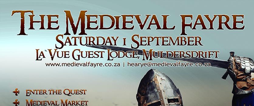 Medieval Fayre 2018