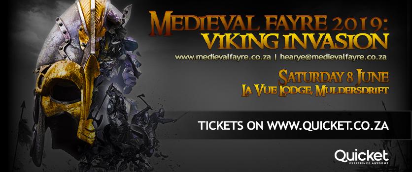 Medieval Fayre 2019 : Viking Invasion