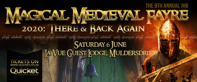 Medieval Fayre 2020 : There and Back Again