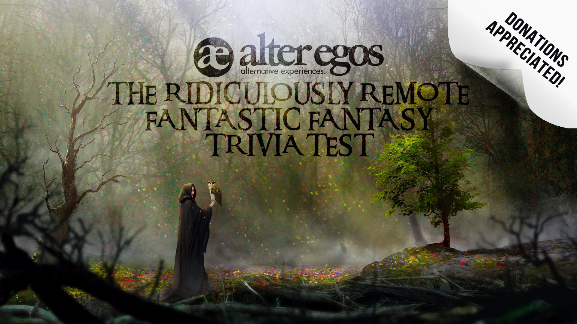 The Ridiculously Remote Fantastic Fantasy Trivia Test #3