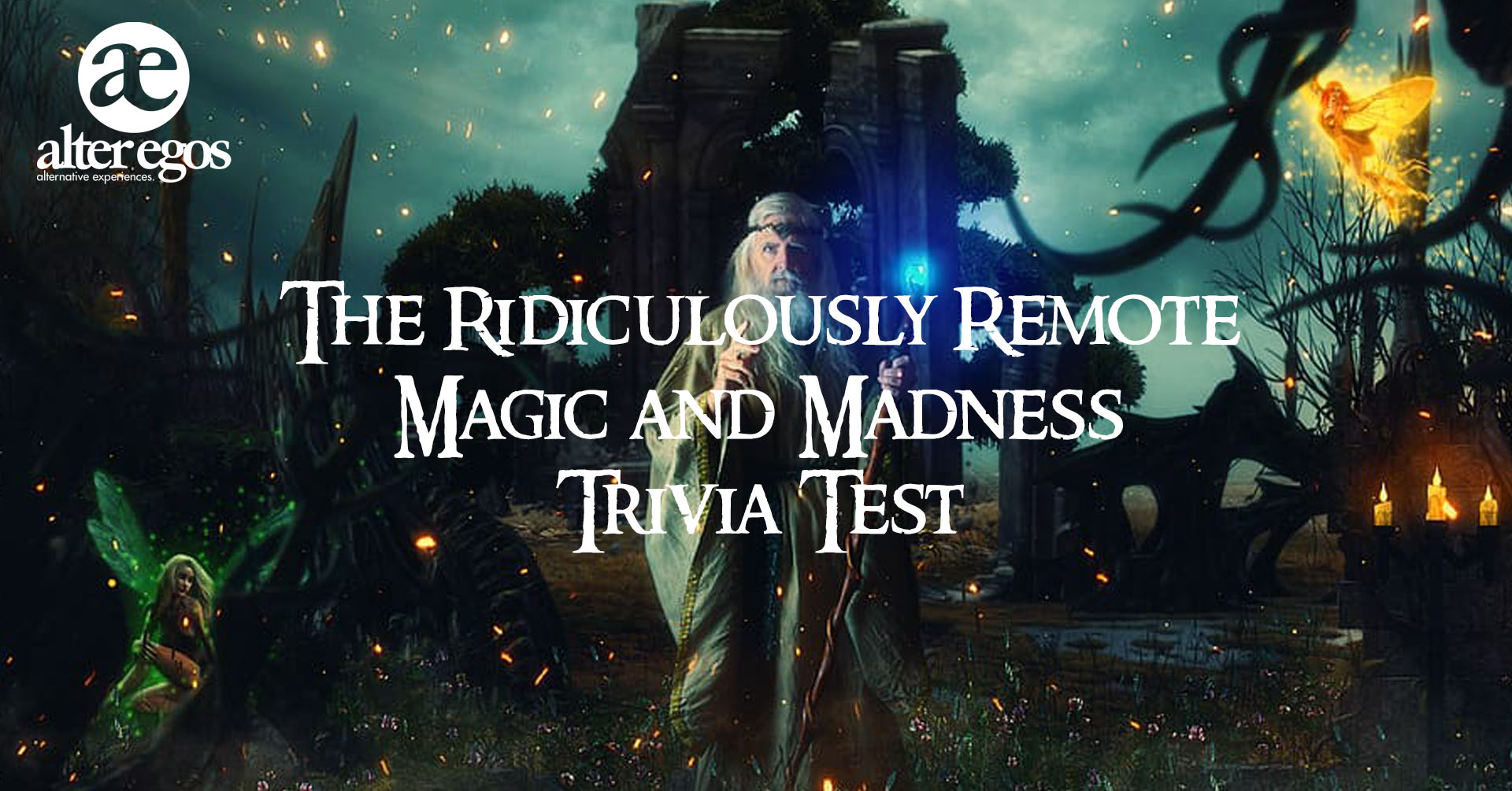 The Ridiculously Remote Magic & Madness Trivia Test