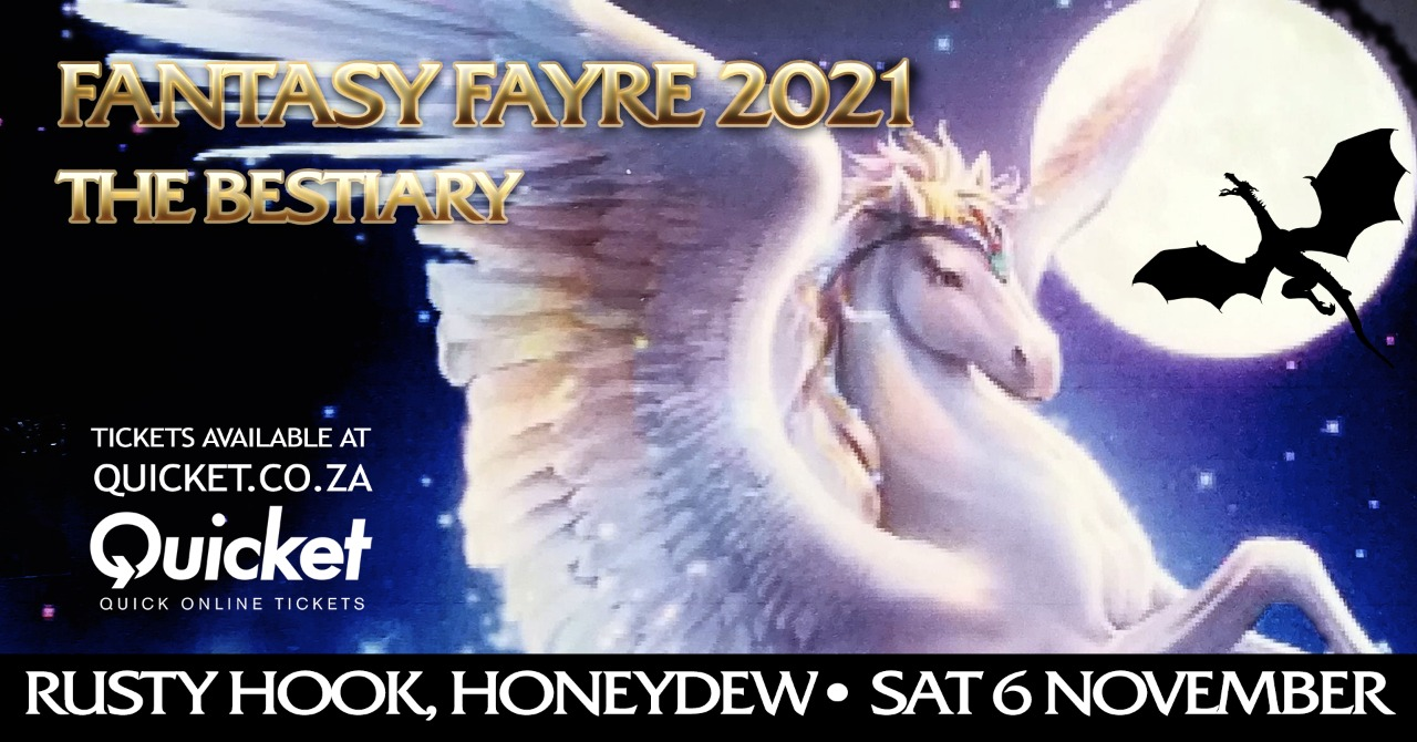 Fantasy Fayre : The Bestiary 2021 – Unavoidably Postponed